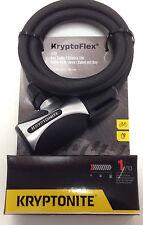 KRYPTONITE KRYPTOFLEX 1018 KEY BIKE BICYCLE CABLE LOCK NEW 10MM X 6 FT