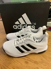 NEW Men's Adidas Game Spec Athletic Running Shoe White FX3650 Pick Size