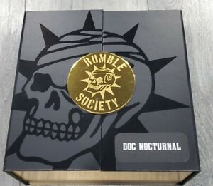 Mezco One:12 Doc Nocturnal box and accessories only