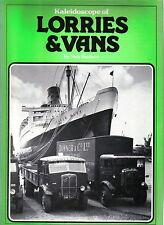 Kaleidoscope of Lorries & Vans by Baldwin 1979 AEC Albion Scammell Dennis Guy +