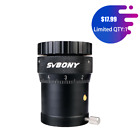 SVBNOY 1.25 in High Precision Double Helical Focuser+ Brass Ring Telescope Part picture