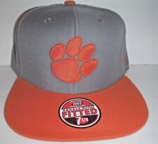 best service 919cc 19b37 CLEMSON TIGERS NEW AUTHENTIC FITTED SIZE 7 1 4 HAT NCAA ZEPHYR CAP