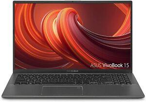 Asus VivoBook 15.6'' FHD Laptop AMD Ryzen 3 3200U 4GB 128GB F512DA-WH31 *NEW*