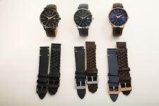 Akribos XXIV Men's AK1104 Quartz Date Three Interchangeable Straps Watch Set