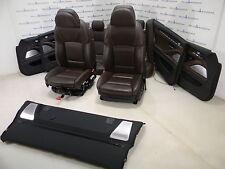 BMW F10 Lederausstattung KomfortSitze B&O Leder NAPPA MOCCA EXKLUSIVNAHT