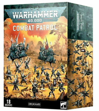 Warhammer 40k Combat Patrol Drukhari *New in Box* - SHIPS FAST!!