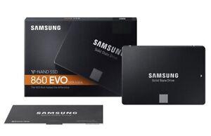 """250GB 500GB 1TB 2TB Samsung EVO 860 Internal  SSD 2.5"""" SATA3"""