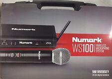 Numark - WS100 - Digital Wireless Microphone System