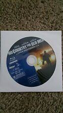No Country For Old man Blu Ray Movie (Disc Only)