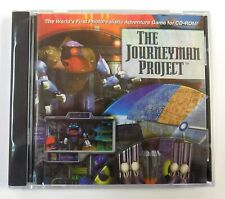 """""""BRAND NEW"""" The Journeyman Project  PC CD ROM Game FACTORY SEALED"""