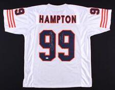 de6f09f0072 Dan Hampton Signed Bears Jersey Inscribed