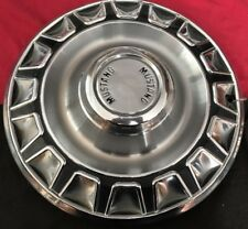 "1970 70 FORD MUSTANG 14"" HUBCAP HUB CAP Wheel Cover Vintage Antique D0ZA-1130-K"
