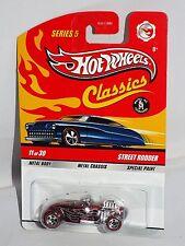 Hot Wheels 2009 Classics Series 5 #11 Street Rodder Spectraflame Red w/ RL5SPs