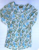 RockFlowerPaper 100% Cotton Tunic Top Shirt Small