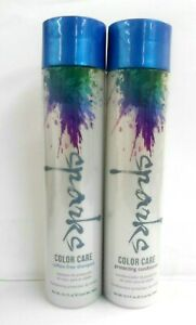SPARKS COLOR CARE Sulfate Free SHAMPOO AND Protect CONDITIONER 10.1 oz (Set)