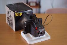 Vintage Polaroid Zip Land Camera Original Box 1970s Retro Photography Photo 70s
