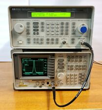 Hp Agilent Keysight 8594e Spectrum Analyzer 9khz 29ghz Fully Tested