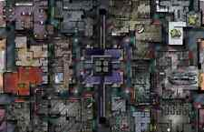 Custom Star Wars Miniature Maps (Set of 10 Maps)