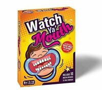 Watch YA Mouth WYM001 Mouthgard Party Game Family Edition