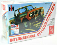 AMT International Offroad Scout SS II 1:25 Scale Plastic Model Truck Kit 1102