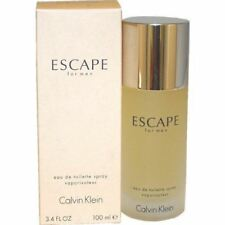 Perfumes de hombre eau de toilette Calvin Klein escape