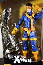 CYCLOPS X-Men Marvel Legends Figure WARLOCK BAF Series IN HAND - NEW NICE BOX