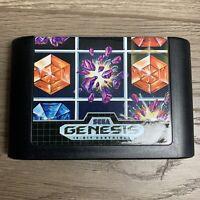 Columns (Sega Genesis) No Box -Tested!!
