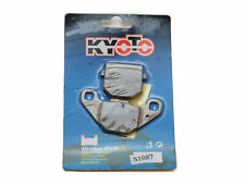 Kyoto Brake Pads Front For Cpi Popcorn 50 2002