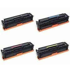 HP Color Laserjet CM 2320 CP 2025 2025N 2025X CP2025N Laser TONER CARTRIDGE SET