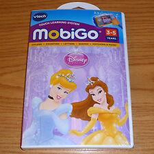 Disney PRINCESS == VTech Mobigo, Mobigo 2, Mobigo Touch game == New, Sealed