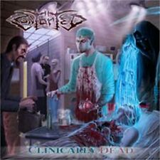 Contorted-clinically Dead (NEW * US Death/Thrash Metal * brutality Follow Up)