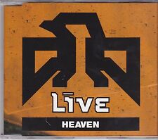 Live-Heaven cd maxi single