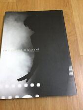shinee jonghyun thebling 1st photobook , the cross moment . photo book