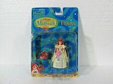 Disney The Little Mermaid Figures Ariel And Sebastian - Brand New In Package