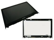 "NEW 15.6"" FHD TOUCH SCREEN DISPLAY ASSY WITH FRAME LENOVO IDEAPAD YOGA 500-15ISK"