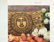 Icono de Divine Luz Sol Candace bahouth Tapiz Bordado Gráfico