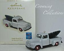 2006 Hallmark 1948 Ford F-1 Truck Ornament All American Trucks 12th in Series F1