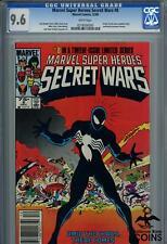 1984 Marvel Super Heroes Secret Wars #8 CGC 9.6 ORIGIN VENOM SYMBIOTE!