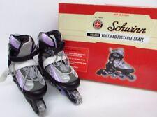 Schwinn youth kids inline skates roller blades adjustable size 1-4 pink girl