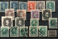 OLD CLASSIC STAMPS OF BRAZIL USED COLLECTION