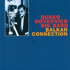 CD Album Dusko Goykovich Big Band Balkan Connection 90`s Enja Records