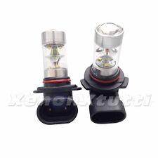 COPPIA LAMPADE HB3 LED BIANCO XENON CREE LED HIGH POWER 45W COD 0850