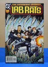 LAB RATS #1 of 8 2002-03 9.0 VF/NM Uncertified DC COMICS John Byrne- s/c/a