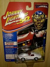 JOHNNY LIGHTNING CLASS OF 1969 CHEVY CORVETTE MUSCLE CARS U.S.A.
