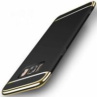 Top Quality Electroplate Hybrid 3 in 1 Case Cover For iPhone X 8 7 6 Plus SE