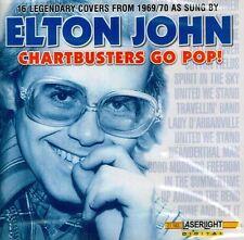CD NEU/OVP - Elton John - Chartbusters Go Pop