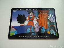 Carte Dragon Ball Z Card DBZ / Hero Collection Part 3 - N°302 / NEW