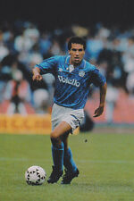 Football Photo>ANTONIO CARECA Napoli 1992-93