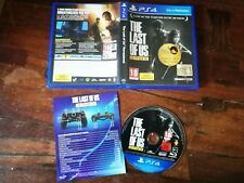 The Last of Us Remastered PS4 Perfetta Edizione Italiana Completa