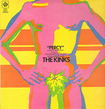 KINKS - PERCY (UK VINYL LP REISSUE ORIGINAL 1971 ALBUM)